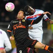 Lyon - Lorient Aly Cissokho