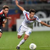 Yoann Gourcuff Lyon