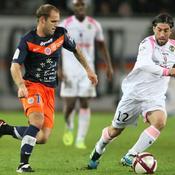 Geoffrey Dernis Montpellier - Lorient