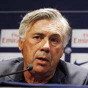 PSG - OM Carlo Ancelotti