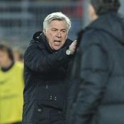 Ancelotti : «On ne s'en sortira pas toujours»