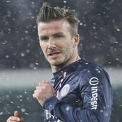 Beckham débutera face à l'OM