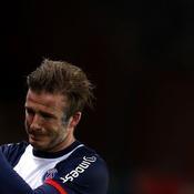 Beckham, l'adieu aux larmes