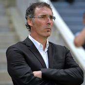 Laurent Blanc Nantes-PSG