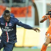Blaise Matuidi Lorient Paris SG