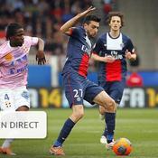 Paris SG-Evian-TG en DIRECT