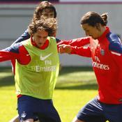 Adrien Rabiot-Zlatan Ibrahimovic