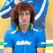 Revivez la présentation de David Luiz