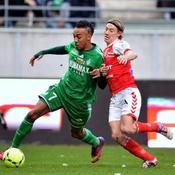 Reims ralentit les Verts