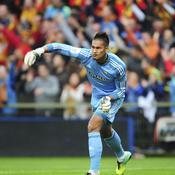 Alphonse Aréola a disputé 4 saisons avec la CFA du PSG avant d'être prêté au RCL