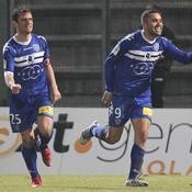 Bastia, un pied en Ligue 1 ?