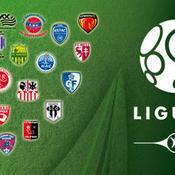 Ligue 2, 14e journée