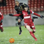 Dijon se relance contre Nantes