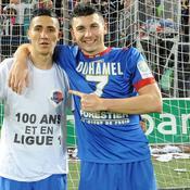 Fayçal Fajr Mathieu Duhamel Caen