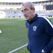 Guingamp : l'entraîneur Sylvain Didot écarté, remplacé par Mecha Bazdarevic