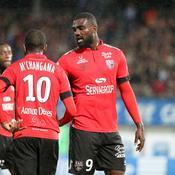 Troyes l'emporte à Guingamp, 1-0