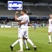 Auxerre met fin à six ans de disette face à Troyes
