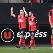 Guingamp reste maître à domicile face à Auxerre