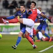 Reims accroché, match fou à Sochaux, Auxerre dans la tourmente