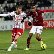 Metz accroché à Ajaccio, Lorient sur le podium
