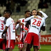 Ligue 2 : Nîmes cale, l'AC Ajaccio met la pression, Le Havre se recueille