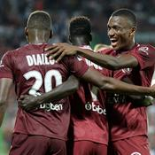 Ligue 2 : Metz enchaîne, Nancy à l'arrêt
