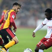 Lens gâche face à Nancy