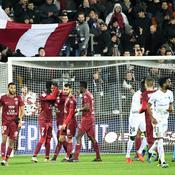 Metz domine le Paris FC, Brest suit la cadence