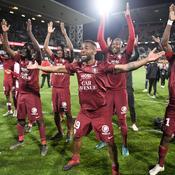 Metz champion de Ligue 2, Brest pas encore en Ligue 1, le Red Star relégué