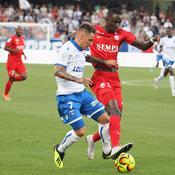 Lorient (provisoirement) en tête, zéro pointé pour Nancy