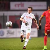 Ligue 2 : Lens domine Quevilly sur le fil