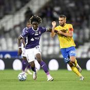 Toulouse tenu en échec au Stadium