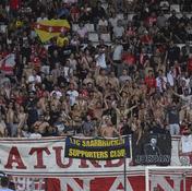 Match suspendu à Nancy pour chants insultants : une décision unanimement saluée
