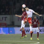 Metz arrache le nul à Nancy