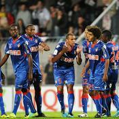Monaco défie le Havre pour espérer