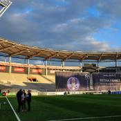 Toulouse prête le Stadium à Luzenac !