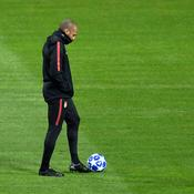Affronter Simeone, un «apprentissage» pour Henry