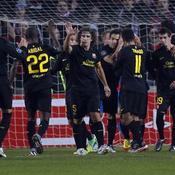 Barcelone encore trop fort