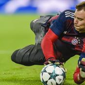 Neuer blessé jusqu'en janvier et forfait contre le PSG