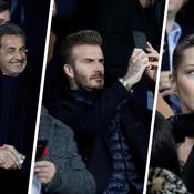 Beckham, Hollande et l'émir du Qatar, corbeille bien remplie au Parc