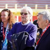 L'ancien président de l'OM Bernard Tapie soutient le Paris SG en finale