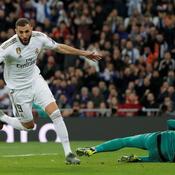 Buteur avec le Real, Benzema dépasse la légende Di Stefano