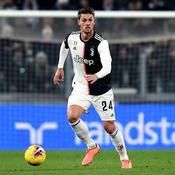 Daniel Rugani, défenseur de la Juventus, positif au Coronavirus