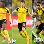 Dembélé, Weigl, Mor : Dortmund aussi a ses pépites