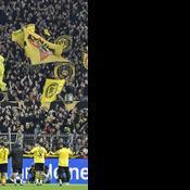 Dortmund-PSG: le «mur jaune», la tribune qui fait peur à toute l'Europe du foot