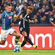 En progrès à Naples, le PSG peut toujours y croire