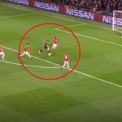 Les deux buts de Ben Yedder qui ont crucifié Manchester et Mourinho