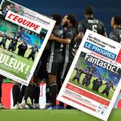 «Fabuleux», «majuscule», «surnaturel» : la presse française s'enflamme pour Lyon