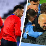 Kylian Mbappé et Neymar Jr, joie Manchester City