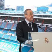 Florentino Pérez, le «capitaine de la Super Ligue», président du Real Madrid, magnat espagnol du ballon... et du béton
